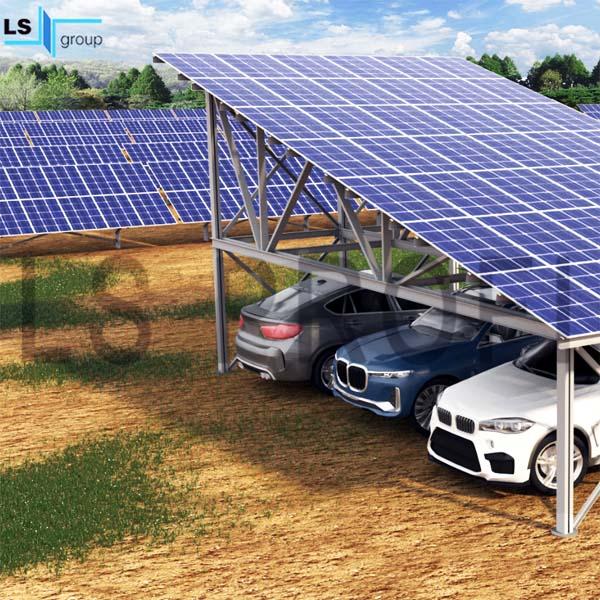 Несущие системы для солнечных панелей, Украина